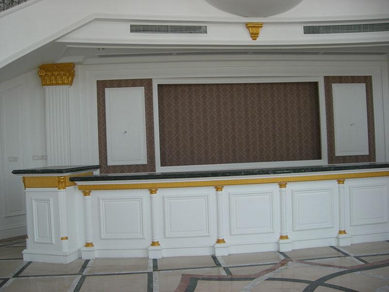上海会所工程案例